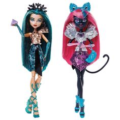 Monster High BYC Villain & Hero Doll Assortment - £23.00 - Hamleys for Monster High Byc Villain Hero Doll Assortment, Toys and Games