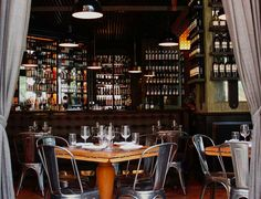 Don't miss the roasted chicken at Locanda Verde, Tribeca.