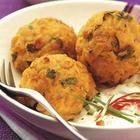 Chickpea and Rice Balls @ allrecipes.com.au
