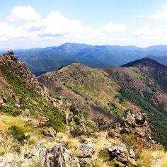 Randonnée des 4000 marches de l'Aigoual