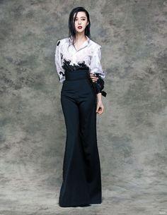 Fan Bingbing by Sun Jun for Vogue Taiwan September 2015