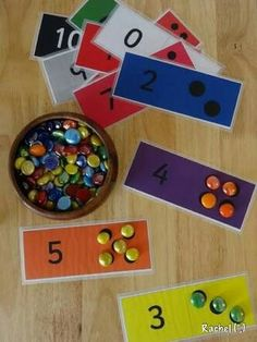 Terrific Free montessori preschool printables Ideas Can you typically ponder how you can pay for all this? No matter whether you make use of Montessori knowledge or perhap Montessori Preschool, Numbers Preschool, Learning Numbers, Math Numbers, Preschool Learning, Teaching Math, Montessori Kindergarten, Teaching Geography, Numbers Kindergarten