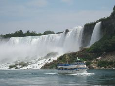 Maid of the Mist, Niagra Falls, New York