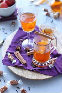 Caramel Spiced Cider