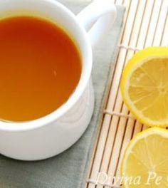 Чай из куркумы для печени