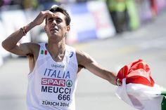 Daniele Meucci conquista la medaglia d'oro