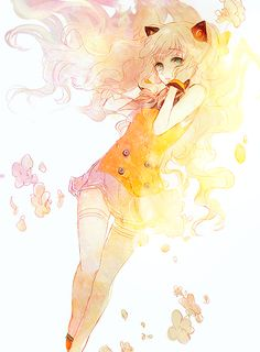 SeeU is so cute, one of my fav. Vocaloids