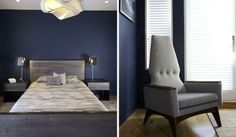 contemporary bedroom by Esther Hershcovich | Brisbane City Pad ...