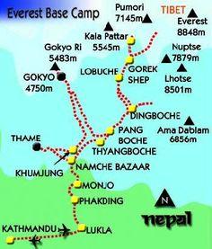 Everest Base Camp Trek - Trekking in Nepal