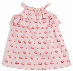 Egg Baby Jersey Flounce Dress