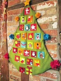 Great alternative advent calendars