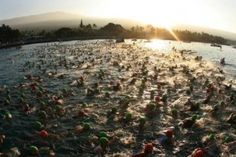 Getting ready for our next Iron man Triathlon? Let these tapering tips help you.