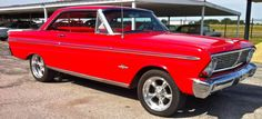 1965 Ford Falcon Sprint 408 5-Speed 515hp