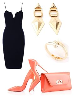 """""""Untitled #11"""" by nuellamichaels on Polyvore featuring Christian Louboutin"""