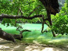 Underground River in Puerto Princesa, Palawan, Philippines