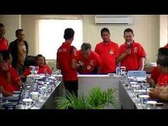Penandatanganan Rencana Kerja 2014 PT. BroadbizAsia at ParagonBiz Hotel