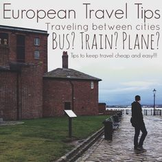 Hopeful Wandering Travel Blog: European Travel Tips