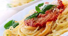 #Receta Spaghetti a la bolognesa - La pasta a la bolognesa es un platillo irresistible además de ser muy nutritivo por contener todos los grupos de alimentos.