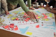 Sustainable urban planning through community consultation. Our favourite!