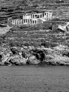 [viernes clásico] casas de verano: Casa Vittoria. Sicilia, 1975. Luis Clotet – Óscar Tusquets   alrededor delaArqui tectura
