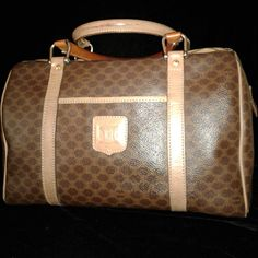 a161b1f4ea Sold     Authentic vintage CELINE boston bag  sold   FINAL and last PAYMENT