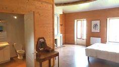 Une des chambres d'hôtes de la Maison d'hôtes à vendre à Vertheuil en Gironde