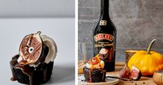 Recipe: These Baileys salted caramel fig cakes make for a delicious spooky treat this Halloween