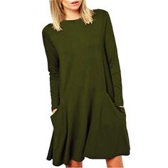 """Sunward(TM) Women Bodycon Short Sleeve Letter Sexy Mini Dress (L, ArmyGreen). As these sizes are Asian size, fitting for petite female,it is smaller 1-2 size than the US size, please choose the size careful. Size:S-Bust:80cm/31.5"""",Sleeve:21cm/8.2"""",Waist:66cm/25.9"""",Length:74cm/29.1"""". Size:M-Bust:84cm/33.0"""",Sleeve:21cm/8.2"""",Waist:70cm/27.5"""",Length:75cm/29.5"""". Size:L-Bust:88cm/34.6"""",Sleeve:22cm/8.6"""",Waist:74cm/29.1"""",Length:76cm/29.9""""...."""
