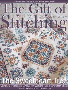 Cross Stitch Tutorial, Cute Cross Stitch, Cross Stitch Samplers, Cross Stitch Flowers, Cross Stitching, Hand Embroidery Stitches, Embroidery Techniques, Cross Stitch Embroidery, Embroidery Patterns