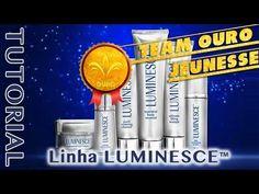 Tutorial Linha Luminesce - Team OURO!