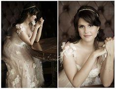 Noiva linda | Noiva | Vestido de Noiva | Wedding Dress | Noiva Retrô | Rose Dress | Vestido em ton Nude | Bride | Wedding | Casamento Clássico | Casamento | Inesquecível Casamento