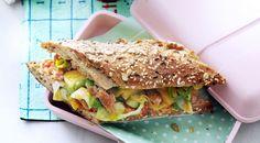 Pittig broodje met kipgehakt | Oxfam-Wereldwinkels