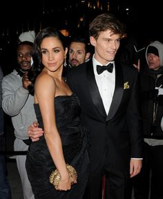 Meghan Markle Photos - Celebrities at the Global Gift Gala dinner and auction event in London at the ME Hotel on November 20, 2013. - Stars at the Global Gift Gala in London