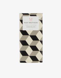 Vanilla & Smoke Chocolate