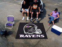 Baltimore Ravens Tailgater Mat. $99.99 Only.