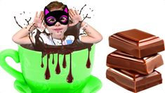 Today is a chocolate day. Alina sings Peek A Boo Song with a stick of chocolate. Chocolate Chocolate, Peek A Boos, Singing, Songs, Fun, Kids, Young Children, Boys, Children