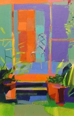 The Orange Door, Claire Harrigan