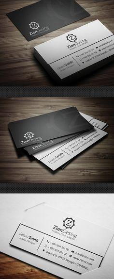 Corporate Business Card  #businesscards #businesscardsdesign #businesscardtemplates