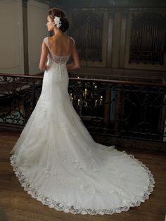 Style No. 213260 » David Tutera for Mon Cheri»wedding dresses 2013 and bridal gowns 2014