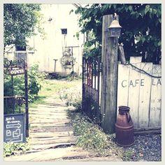 着いたーー✨  ステキカフェ cafe la famille♡ #Padgram