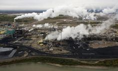 Canada reneges on emissions targets as tar sands production takes its toll | World news | The Guardian