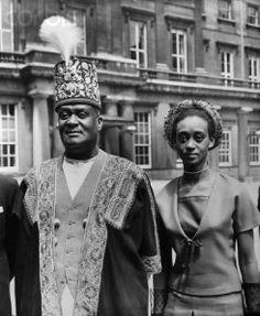 George Rukidi and Princess Elizabeth of Toro   http://www.torokingdom.org/Bagaaya.htm