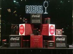 #CocaCola + #Riedel