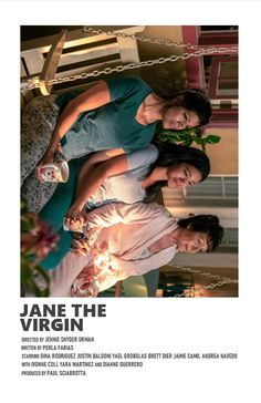 jane the virgin Iconic Movie Posters, Minimal Movie Posters, Minimal Poster, Iconic Movies, Film Polaroid, Aesthetic Movies, Aesthetic Pictures, Series Poster, Film Poster Design