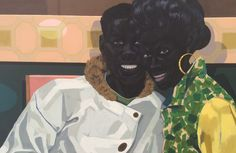 Mass Appeal — Kerry James Marshall Challenges Black Representation ...