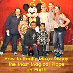 How to Really Make Disney the Most Magical Place on Earth