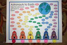 Awesome Space Unit activity ideas