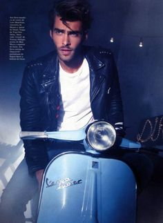 Male models in leather http://streetshamans.com