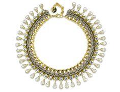 Scarlet Olive Necklace