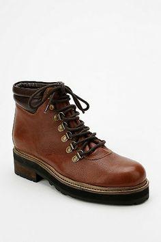 BDG Hamilton Leather Hiking Boot